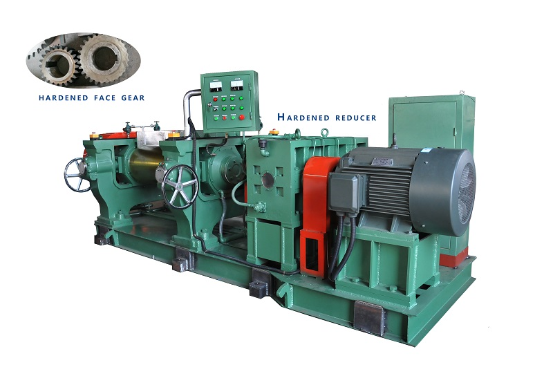 rubber mixing mill machine with stock blender-Qingdao